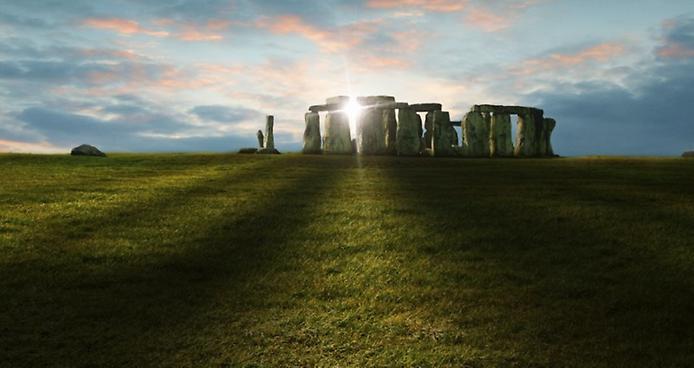 Осколки Вічності. Стоунхендж - гігантська кам'яна загадка посеред Європи (13)