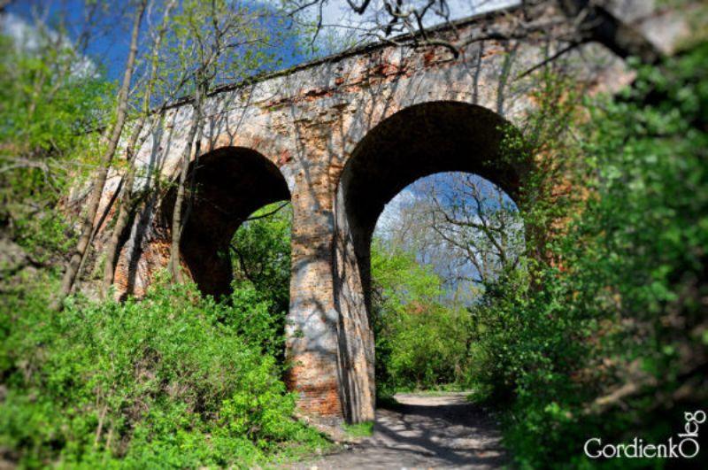 Дорога до замку у Клевані фото: Олег