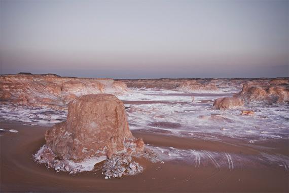 Містична краса «Білої пустелі» в Єгипті (19)