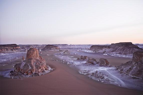 Містична краса «Білої пустелі» в Єгипті (18)