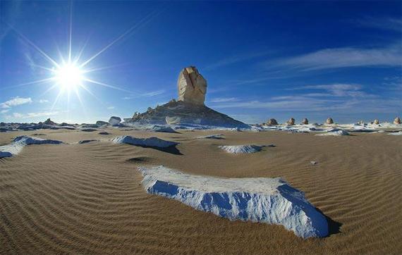 Містична краса «Білої пустелі» в Єгипті (17)