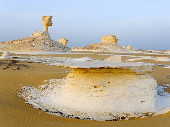Містична краса «Білої пустелі» в Єгипті (16)