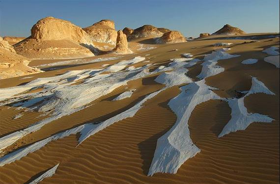 Містична краса «Білої пустелі» в Єгипті (15)