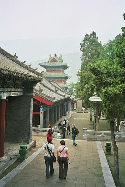 Шаолінь. Буддистський монастир в Китаї (7)