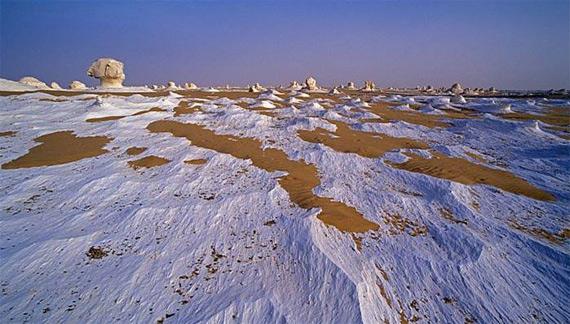 Містична краса «Білої пустелі» в Єгипті (14)