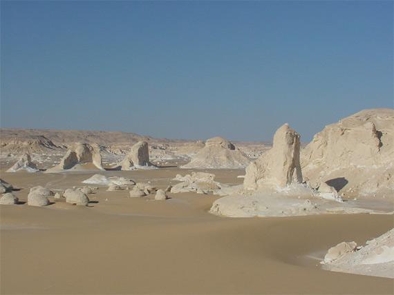 Містична краса «Білої пустелі» в Єгипті (13)