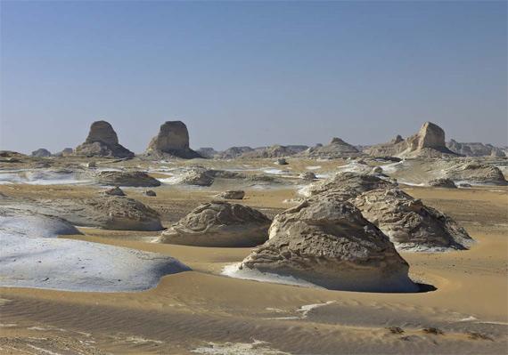 Містична краса «Білої пустелі» в Єгипті (12)