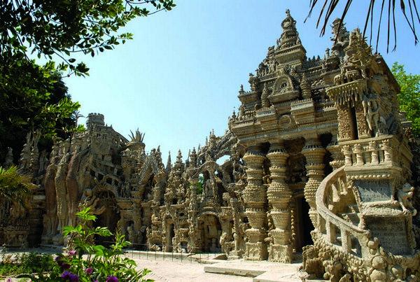 Неймовірний ідеальний замок (Palais idéal), побудований однією людиною за 33 роки (15)