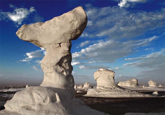 Містична краса «Білої пустелі» в Єгипті (11)