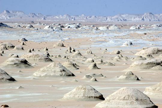 Містична краса «Білої пустелі» в Єгипті (10)