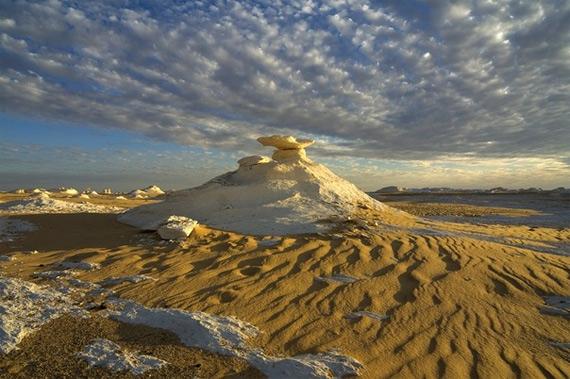 Містична краса «Білої пустелі» в Єгипті (8)