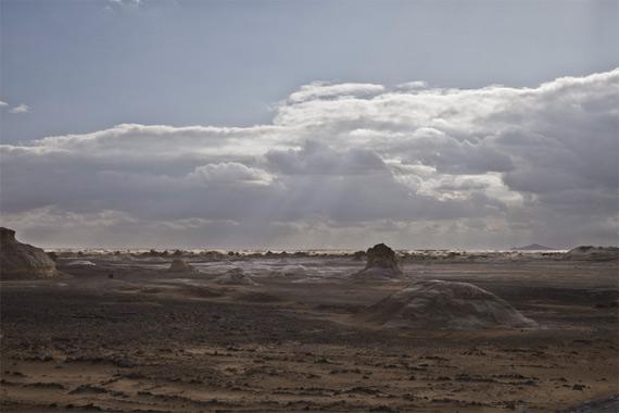 Містична краса «Білої пустелі» в Єгипті (6)