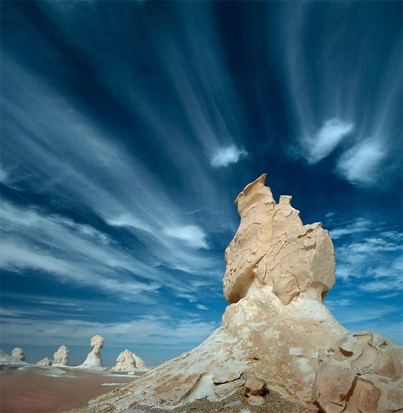 Містична краса «Білої пустелі» в Єгипті (5)