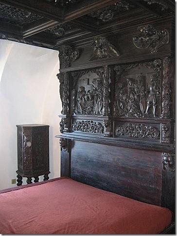 Славнозвісний румунський замок Бран. Замок Графа Дракули. (17)