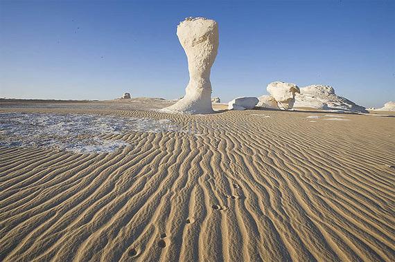 Містична краса «Білої пустелі» в Єгипті (4)