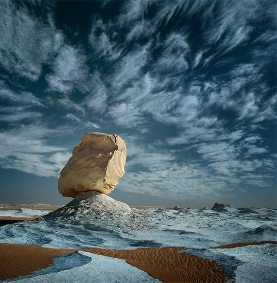 Містична краса «Білої пустелі» в Єгипті (3)