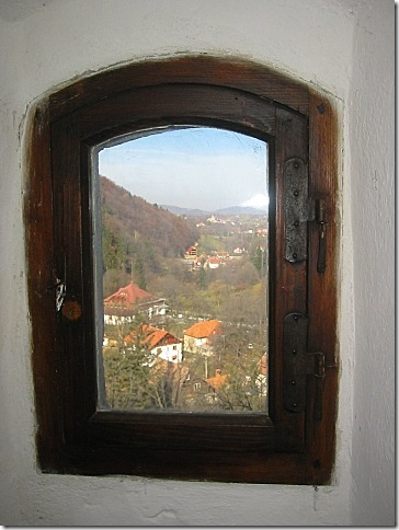 Славнозвісний румунський замок Бран. Замок Графа Дракули. (15)