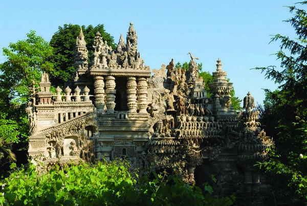 Неймовірний ідеальний замок (Palais idéal), побудований однією людиною за 33 роки (14)