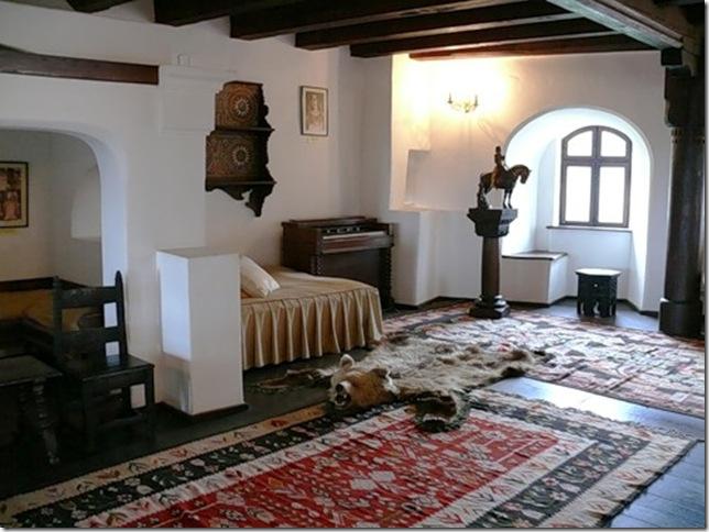 Славнозвісний румунський замок Бран. Замок Графа Дракули. (25)