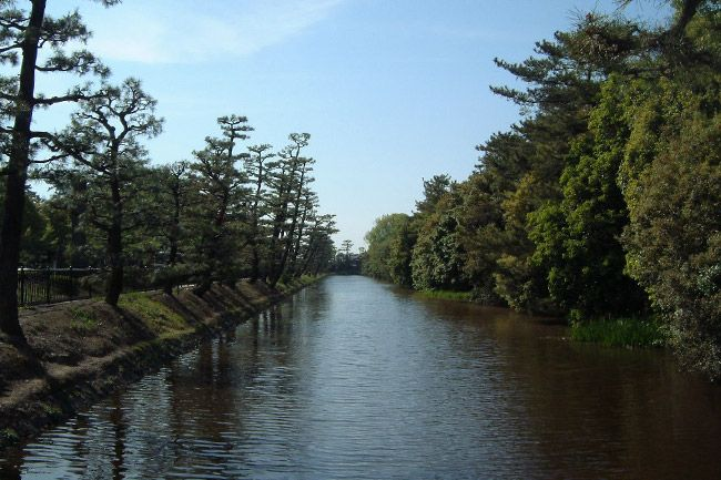 Курган в Осаці - найбільша гробниця в світі… (4)