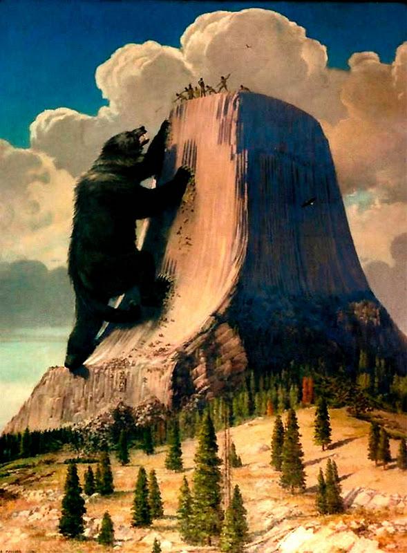 Пік Великої собаки або Чорний обеліск. Загадкова гора острова Сан-Томе (1)