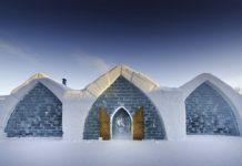 Чудо з льоду: незвичайний льодяний готель «Hotel de Glace» в Канаді (3)