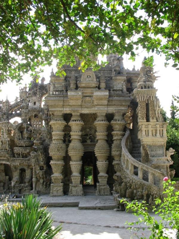 Неймовірний ідеальний замок (Palais idéal), побудований однією людиною за 33 роки (5)