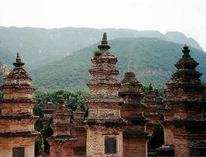 Шаолінь. Буддистський монастир в Китаї (5)