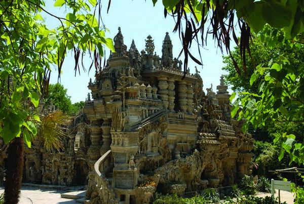Неймовірний ідеальний замок (Palais idéal), побудований однією людиною за 33 роки (1)