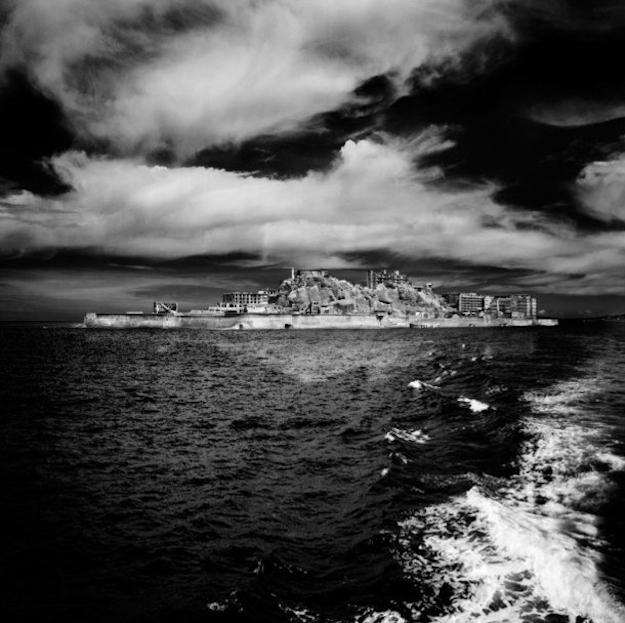 Моторошний острів Хашима або Гунканджіма. Острів привид в Японії. (1)