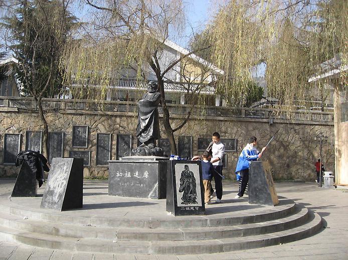 Шаолінь. Буддистський монастир в Китаї (9)