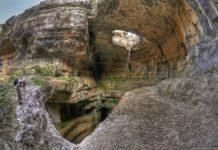 Водоспад Баатара (Водоспад трьох мостів) в Лівані - це не просто незвичайний водоспад, а воістину фантастичне творіння природи. (5)