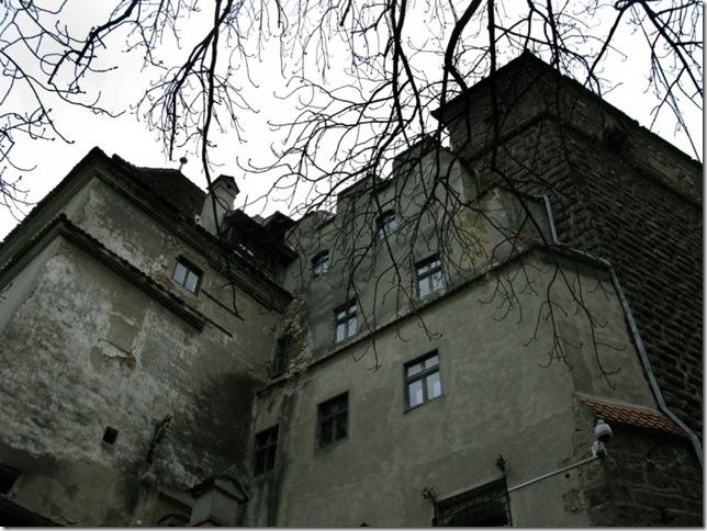 Славнозвісний румунський замок Бран. Замок Графа Дракули. (21)