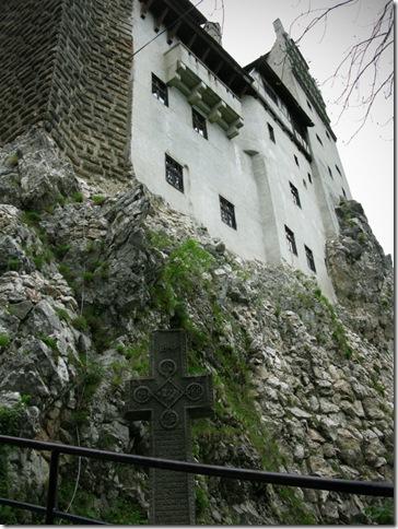 Славнозвісний румунський замок Бран. Замок Графа Дракули. (20)