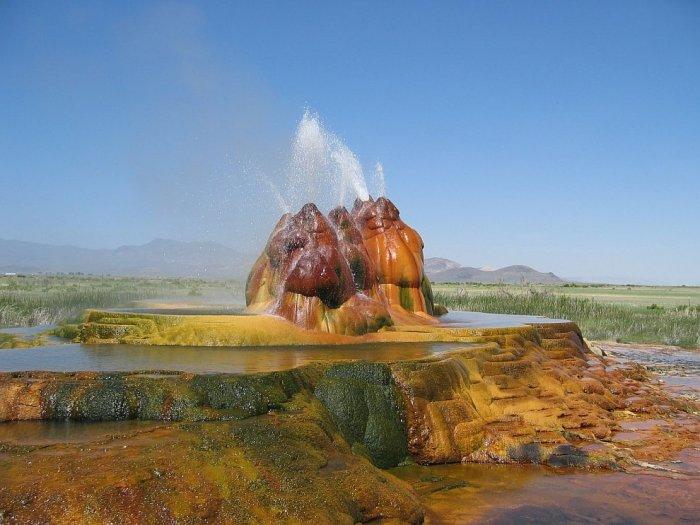 Філія Марса на Землі: пустеля Блек Рок в штаті Невада (6)