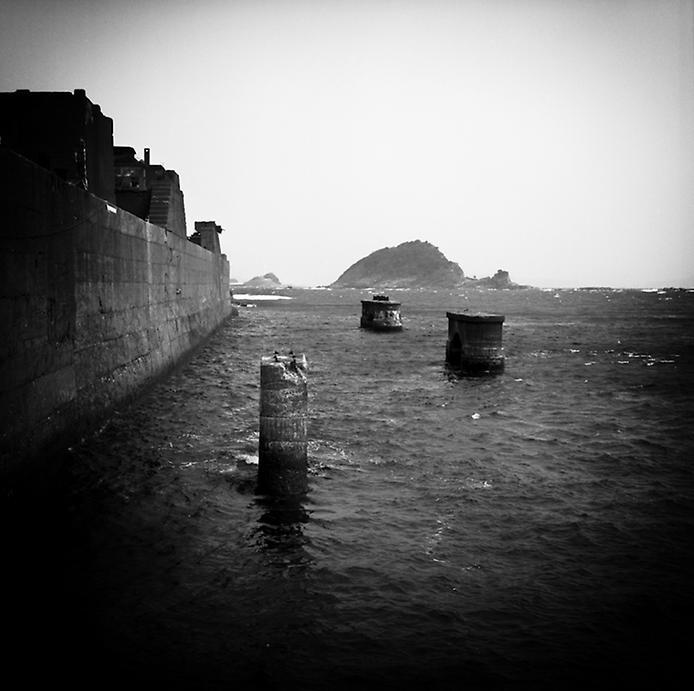 Моторошний острів Хашима або Гунканджіма. Острів привид в Японії. (19)