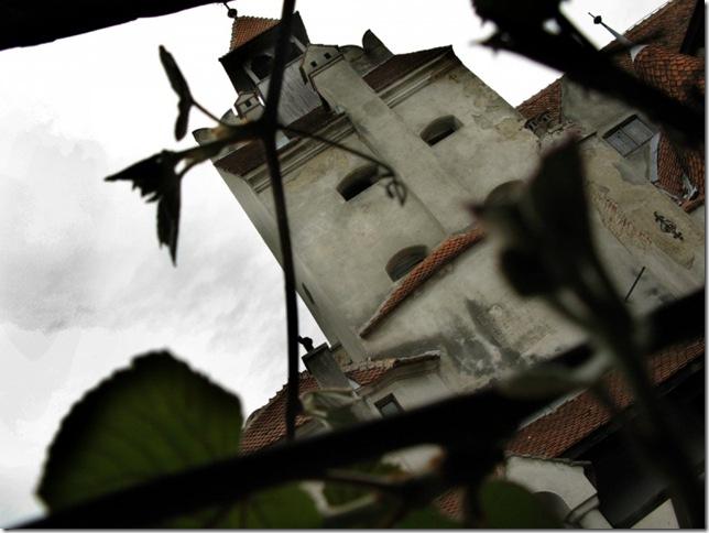 Славнозвісний румунський замок Бран. Замок Графа Дракули. (19)