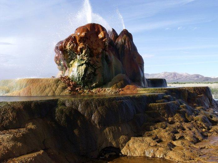 Філія Марса на Землі: пустеля Блек Рок в штаті Невада (4)