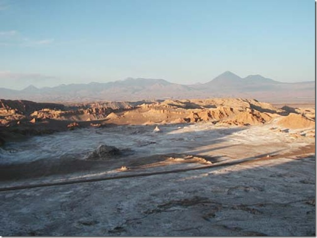 Подорож в Місячну долину: Пустеля Атакама (3)