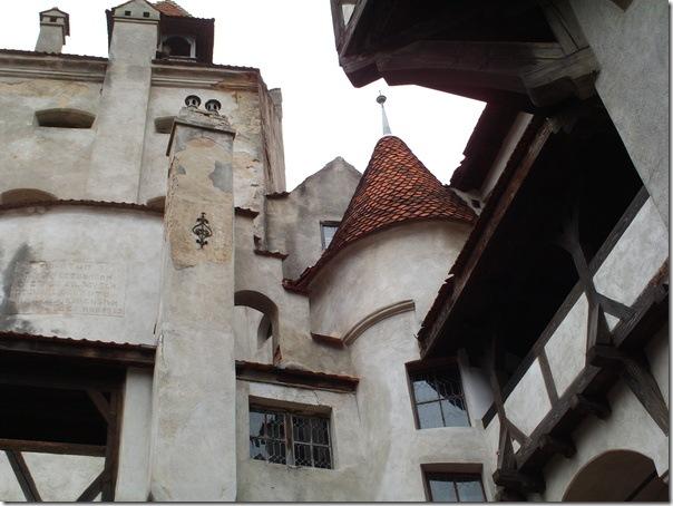 Славнозвісний румунський замок Бран. Замок Графа Дракули. (3)