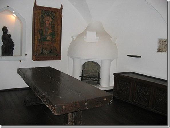 Славнозвісний румунський замок Бран. Замок Графа Дракули. (5)