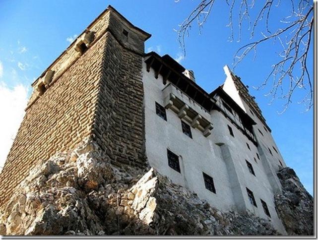 Славнозвісний румунський замок Бран. Замок Графа Дракули. (6)
