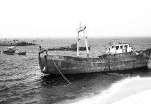 Куди йдуть судна в останню путь. Найбільше в світі кладовище кораблів (8)