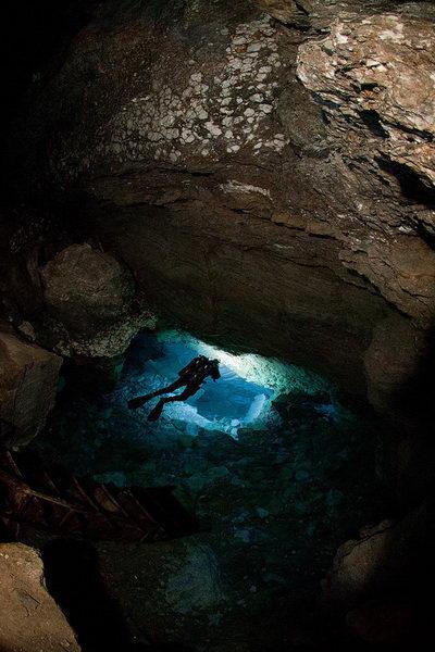 Ординська печера в Росії (11)