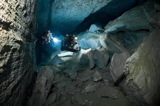 Ординська печера в Росії (10)