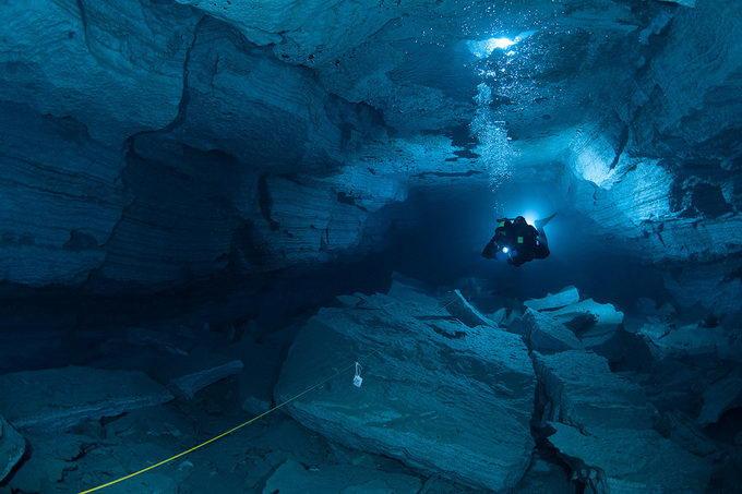 Ординська печера в Росії (7)