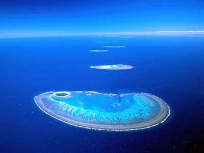 Говорячи про красу Австралії, просто неможливо не згадати про те, що завжди на слуху - Великий Бар'єрний Риф