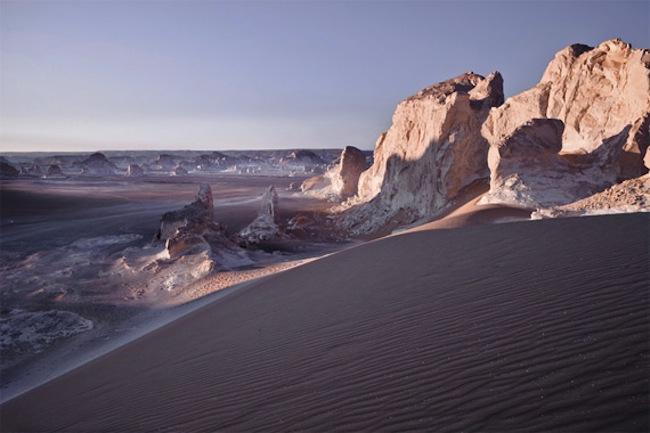 Містична краса «Білої пустелі» в Єгипті (1)