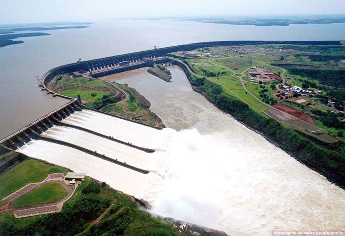 Ітайпу - найбільша ГЕС у світі (14)