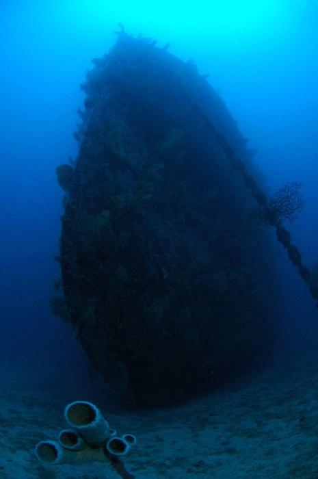 Острови Чуук (Трук) — Лагуна загиблих кораблів (23)